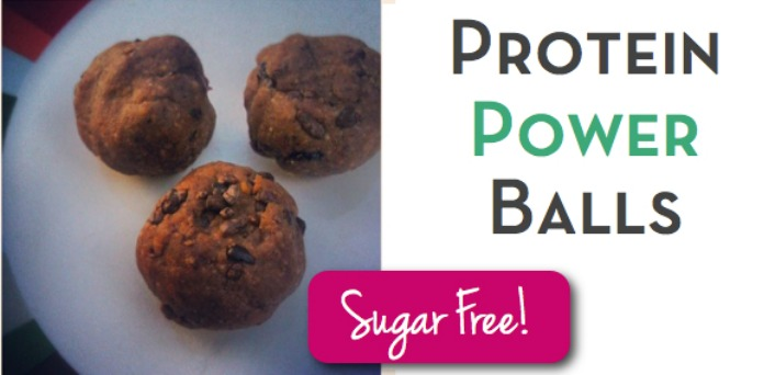 Protein-Power-Balls sugar free