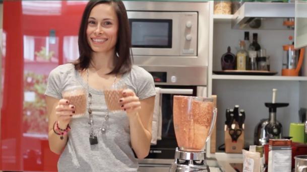 chocolate smoothie recipe, raw chocolate