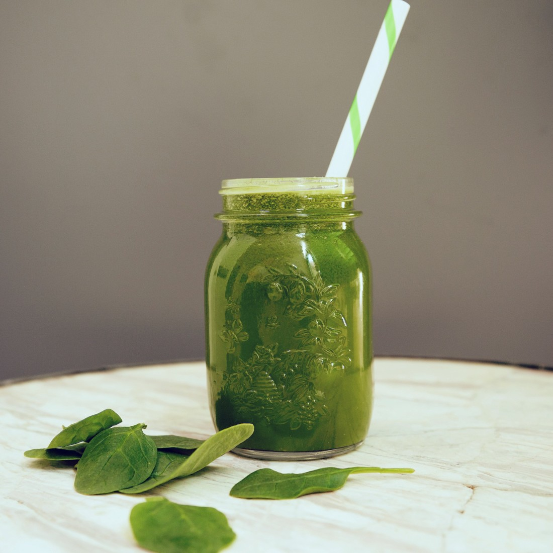 Green Juice Recipe. Receta de zumo verde