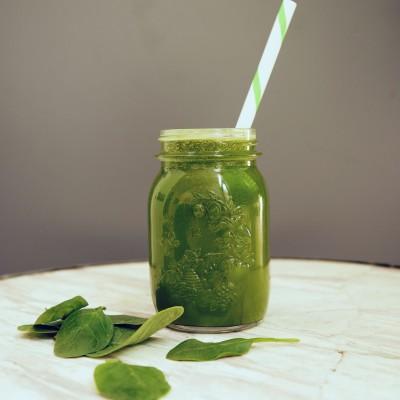 Green Juice Recipe. Receta de zumo verde