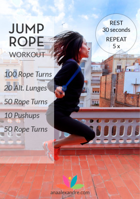 Pinterest - FIT - Jump Rope
