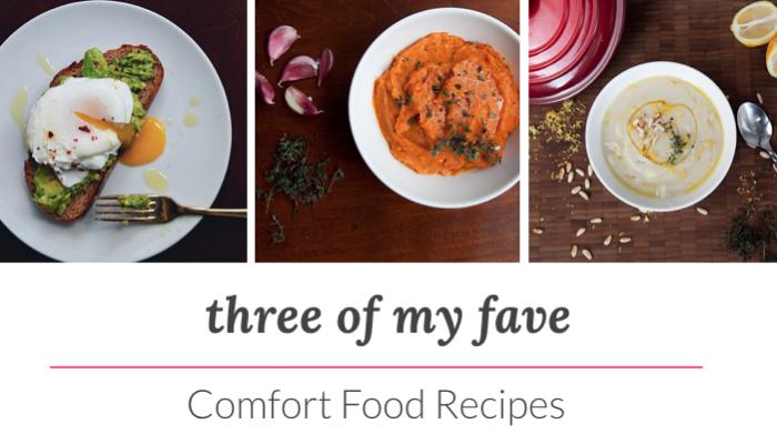 Healthy comfort food recipes ana alexandre healthy comfort food recipes forumfinder Image collections