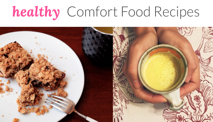 Why Comfort Food Comforts