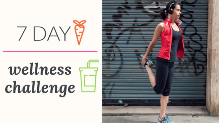 7 Day Wellness Challenge