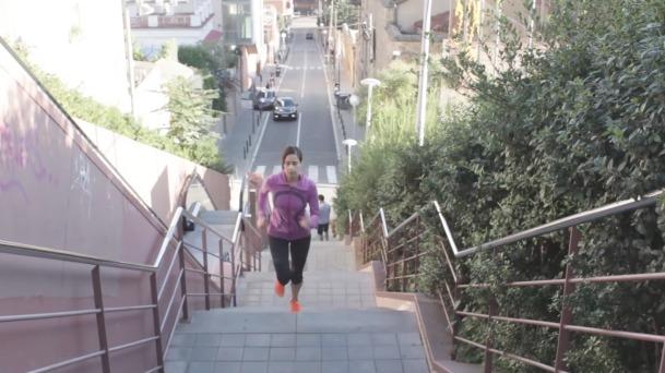 Stair Circuit, stair workourt