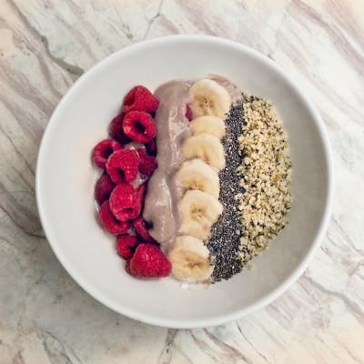 Breakfast bowl recipe, healthy breakfast recipe